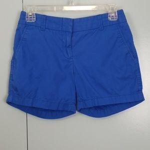 J.Crew blue short size 00 -C3